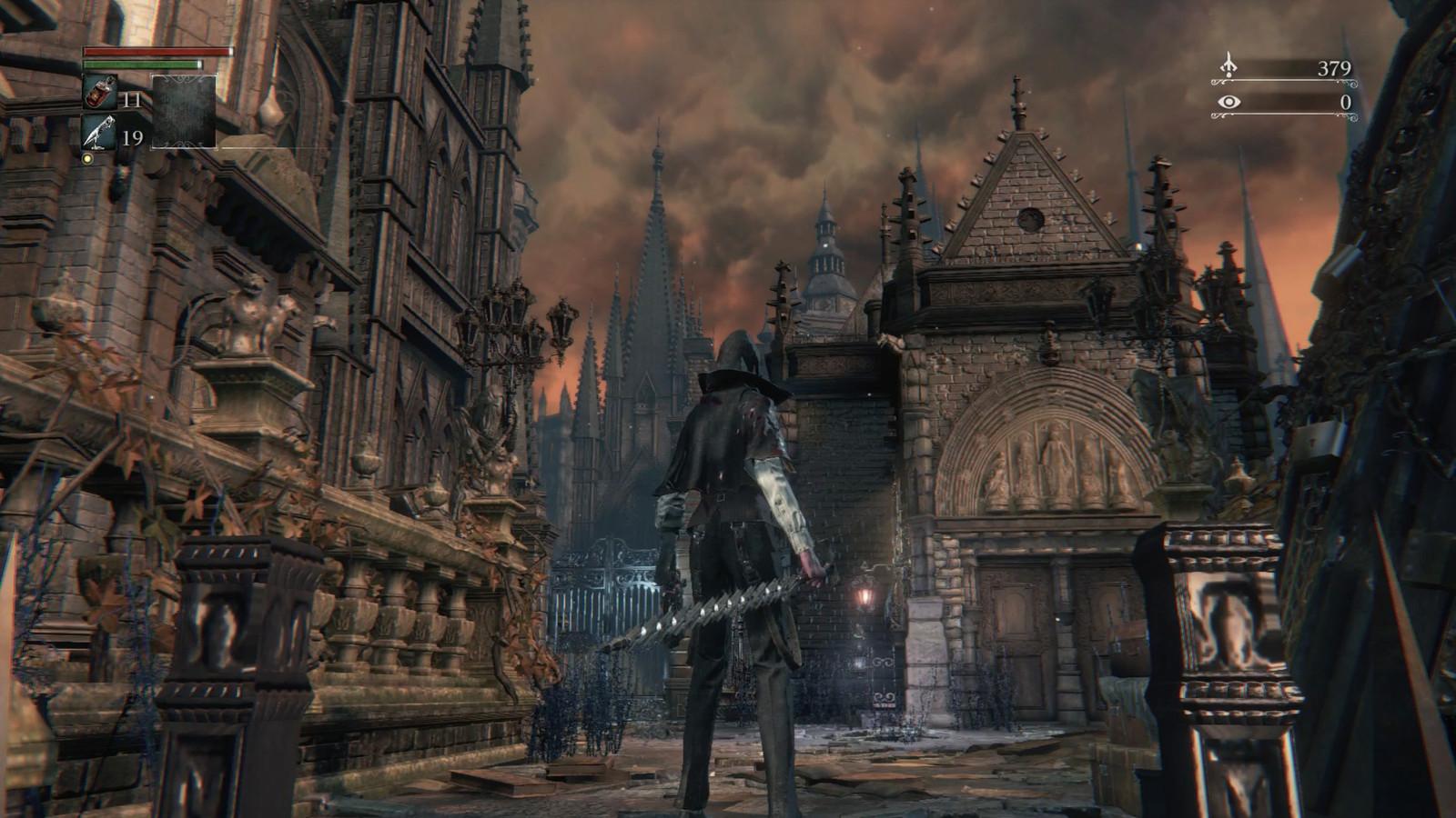 Bloodborne Gameplay Walkthrough Part 3: Central Yharnam