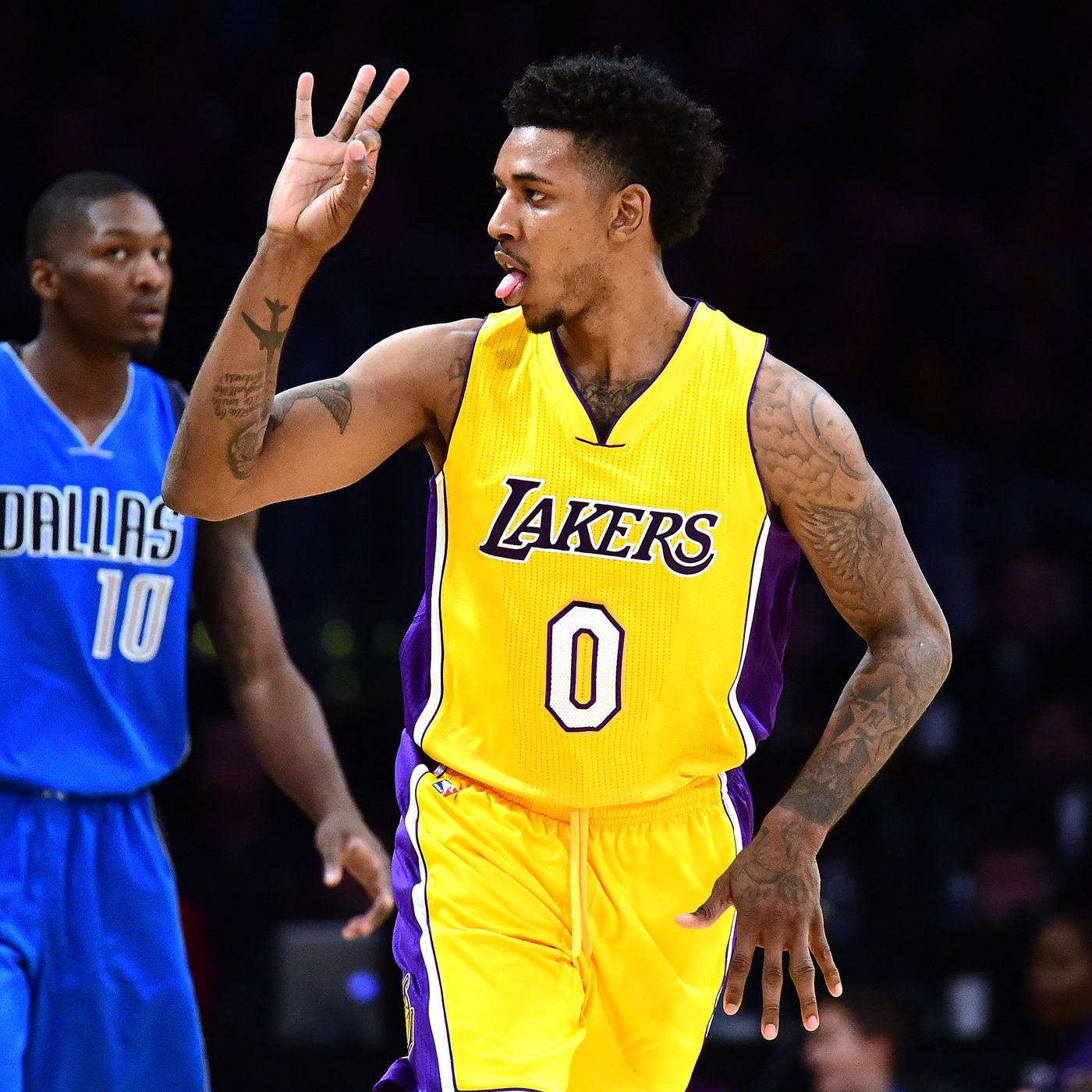 buy popular 17071 09eed Nick Young, Warriors reportedly agree on 1-year, $5.2 ...