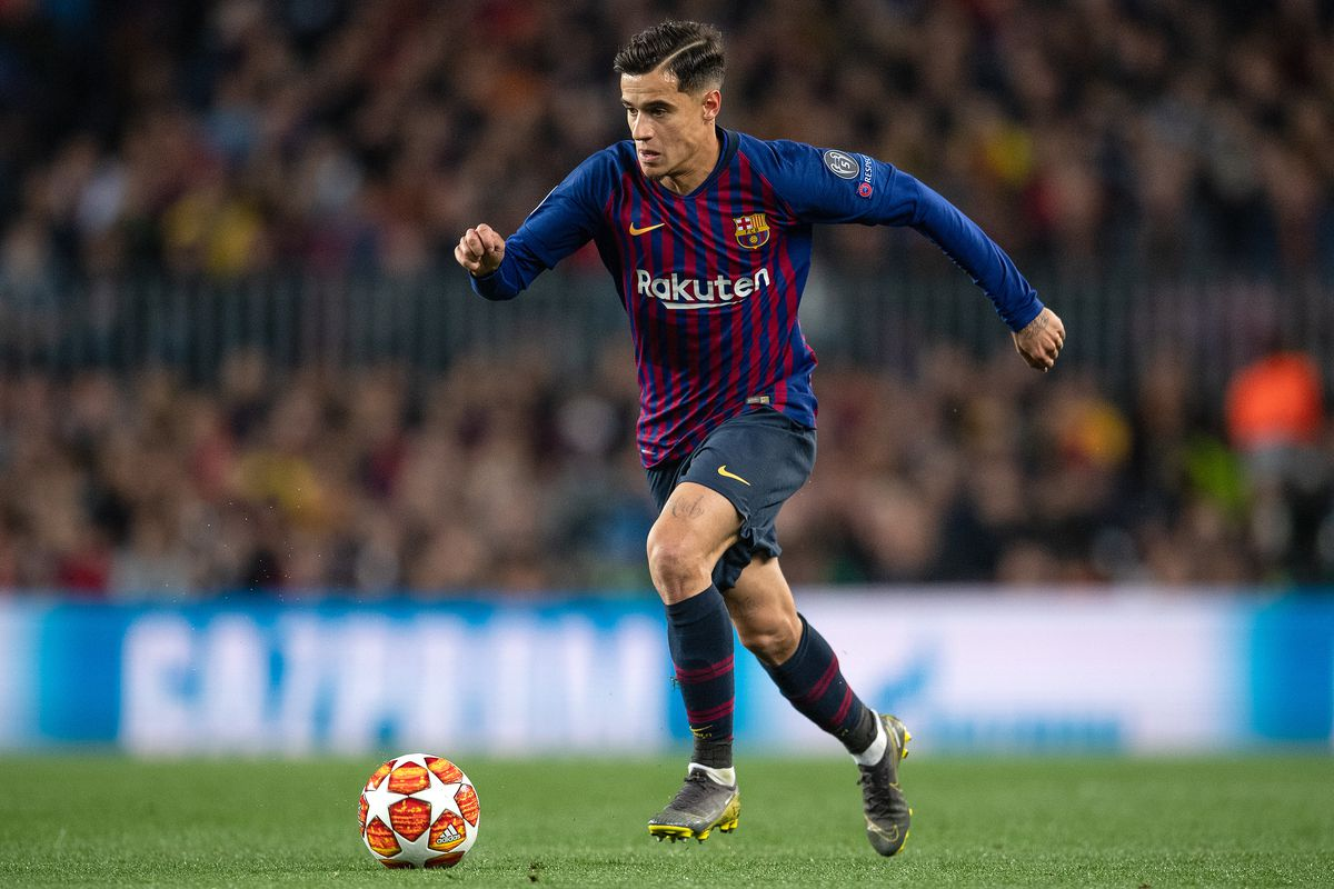 17d41843bef FC Barcelona News: 22 April 2019; Chelsea Eying Philippe Coutinho, Golden  Shoe Race Continues