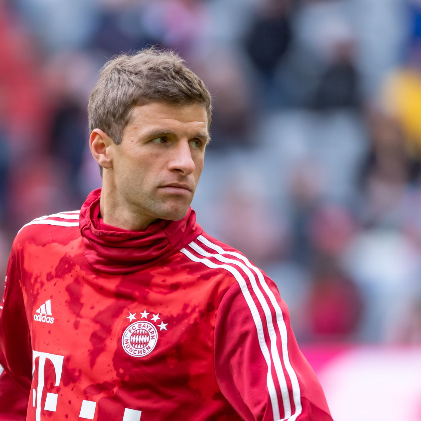 Thomas Müller not happy, but determined to fight on at Bayern Munich — for  now - Bavarian Football Works