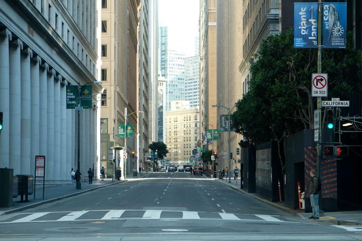 U.S.-SAN FRANCISCO-COVID-19