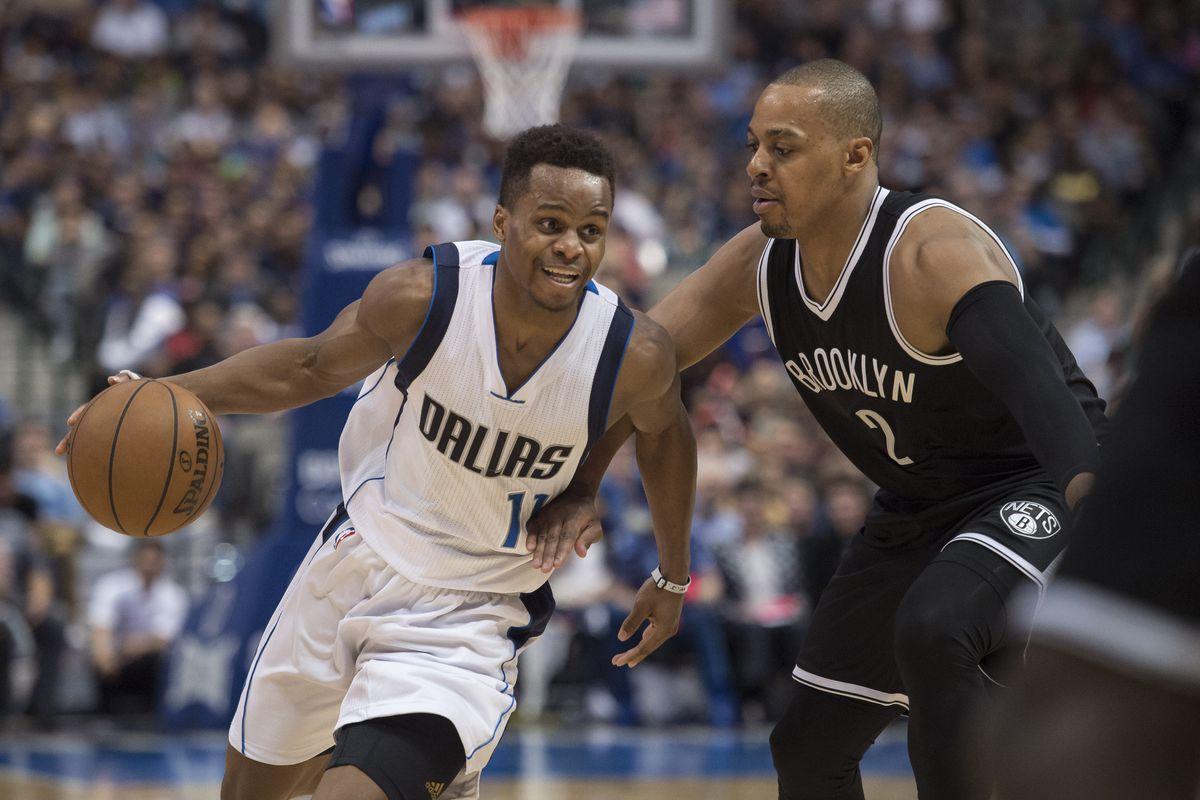 NBA: Brooklyn Nets at Dallas Mavericks