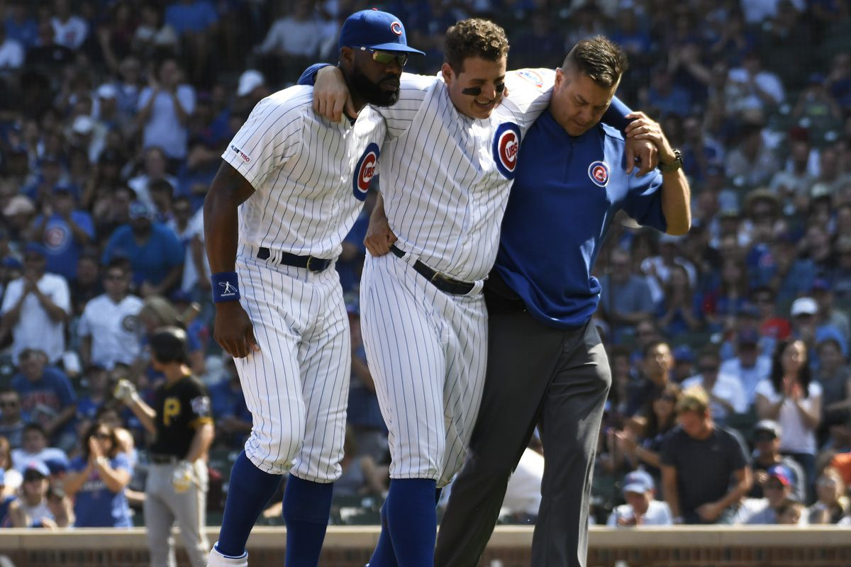 No surgery for Anthony Rizzo, but the Cubs 1B is likely done