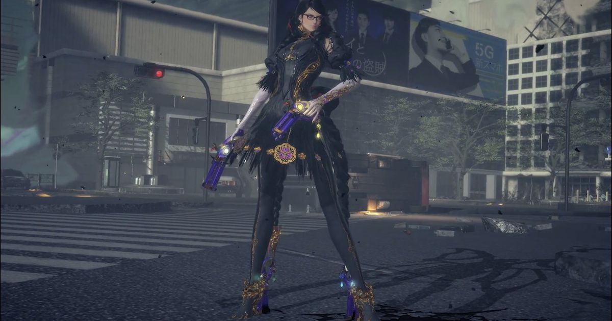 Bayonetta 3 shows off a new trailer after four years without updates