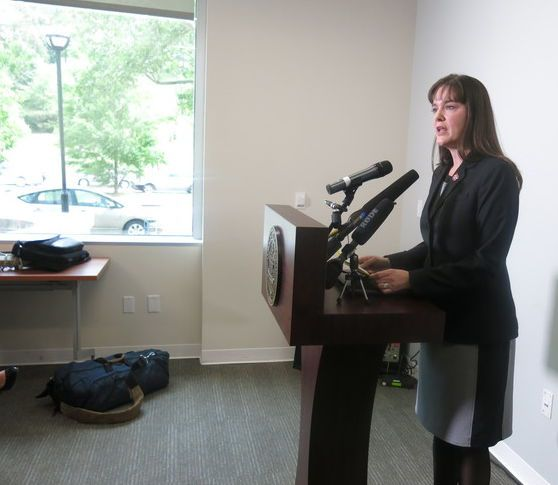 Education Commissioner Candice McQueen announced the firing of Measurement Inc. and the suspensions of most testing in April 2016.