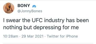 Jon Jones wants out of the UFC: 'Please just cut me already' - jones