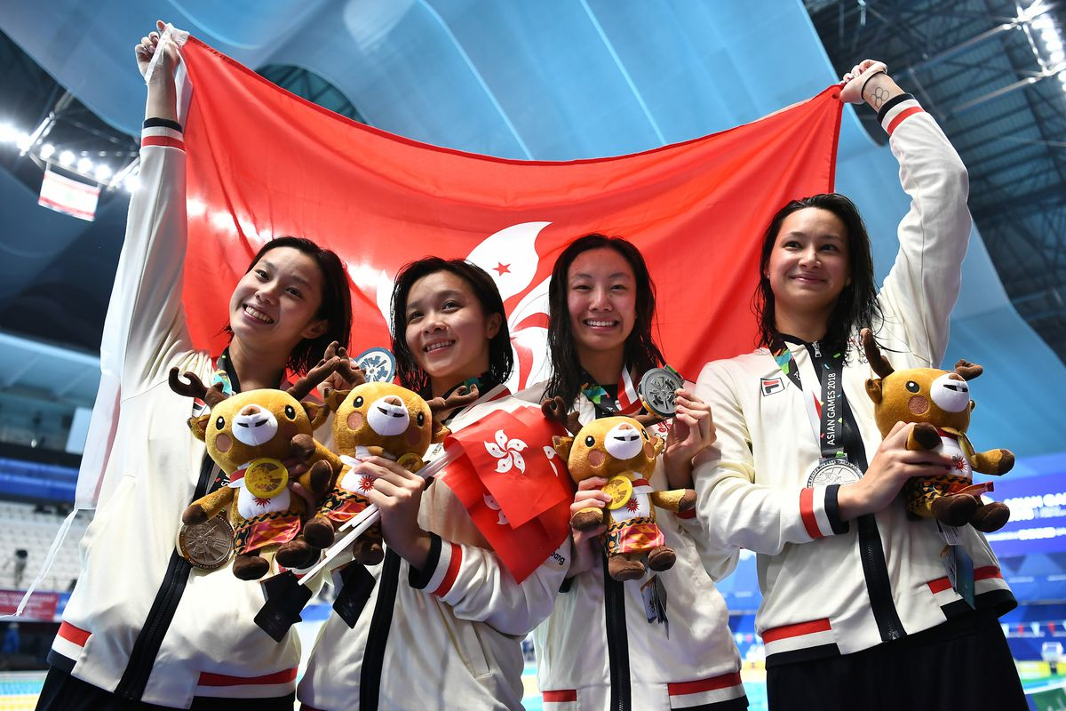Asian Games - Day 5