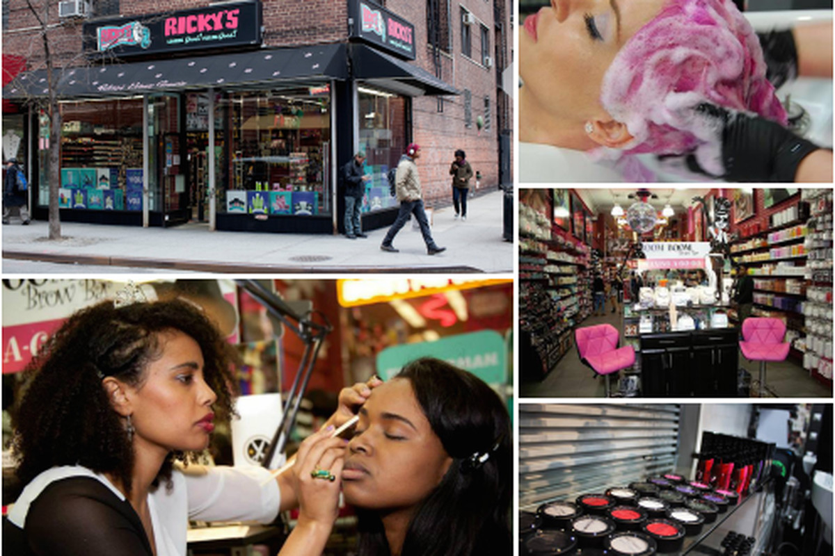 How Many Ricky S Nyc Stores Can You Shop In A Single Day Racked Ny