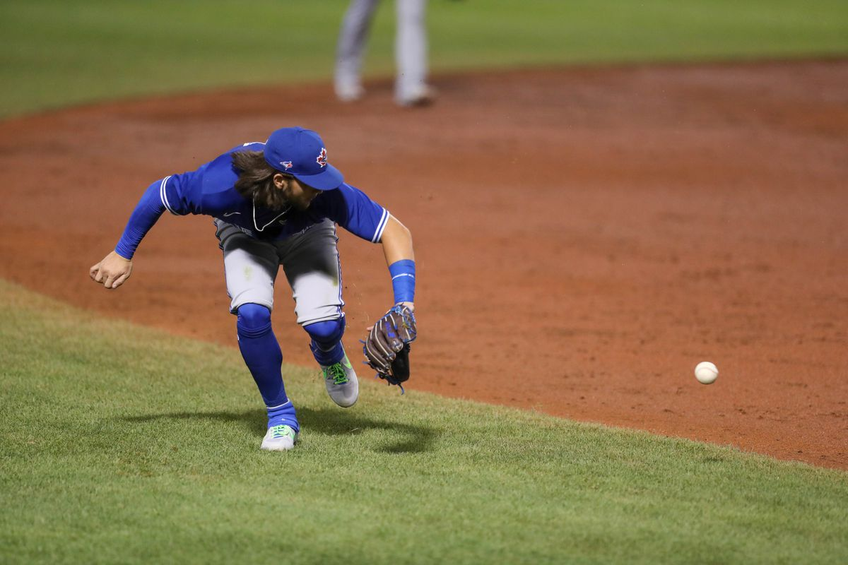 MLB: Exhibition-Toronto Blue Jays at Boston Red Sox