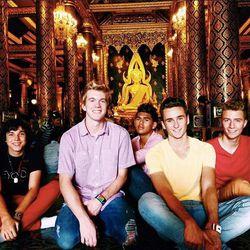 Beyond 5 members in in Phitsanulok, Thailand.