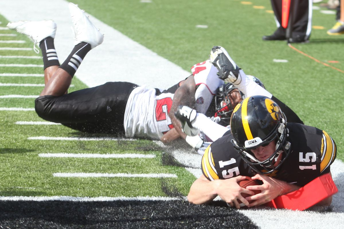 Jake Rudock and the Hawkeyes look to bounce back and cut out the mistakes in Week 2.