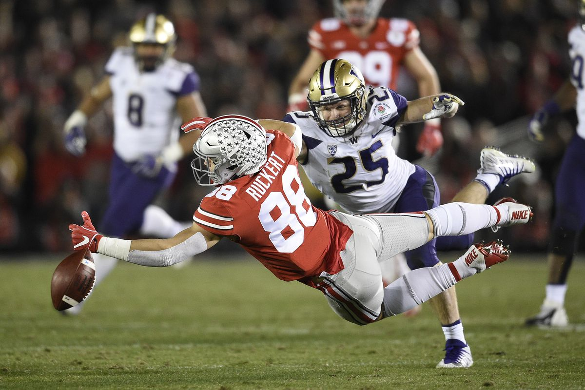 Ohio State's H-Back position will continue to evolve under Ryan Day