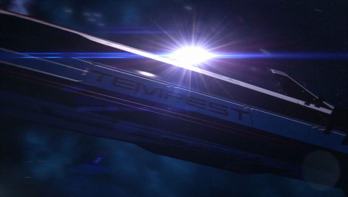 Mass Effect Tempest