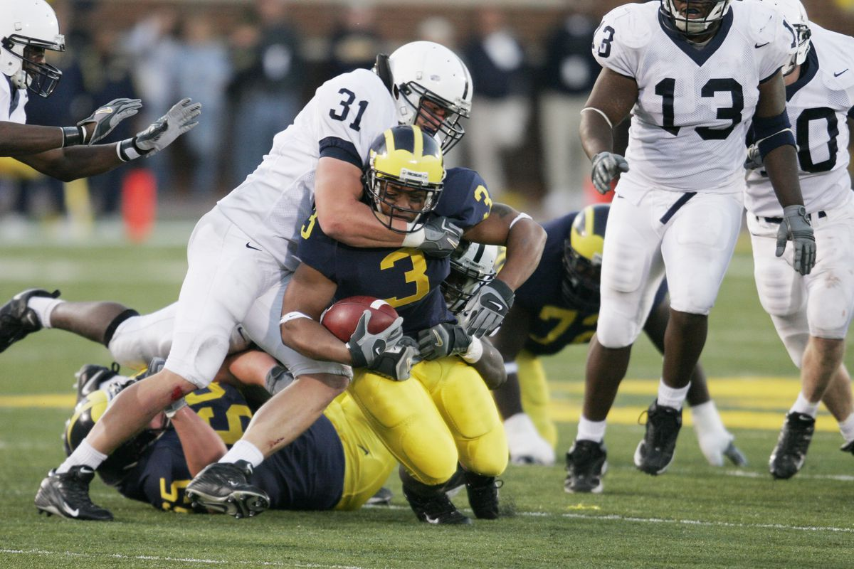 Penn State Nittany Lions v Michigan Wolverines