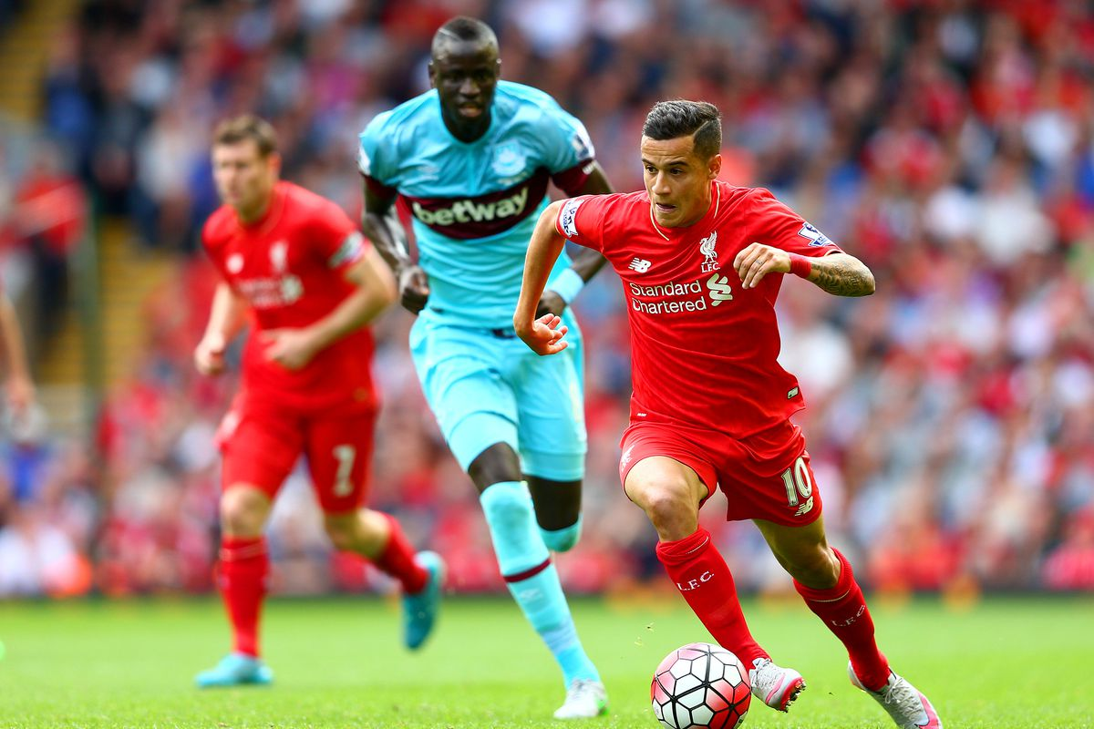 The Hammers were victorious in the reverse fixture. Can they do the double over Liverpool?