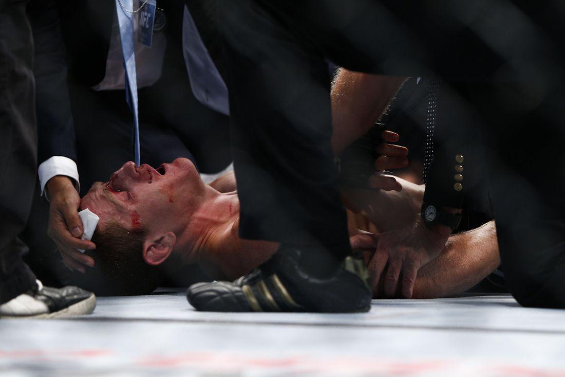 UFC on FOX 8 photos