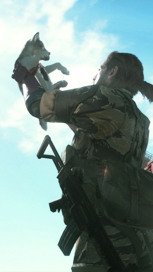 MGS5 review screen 3 tall