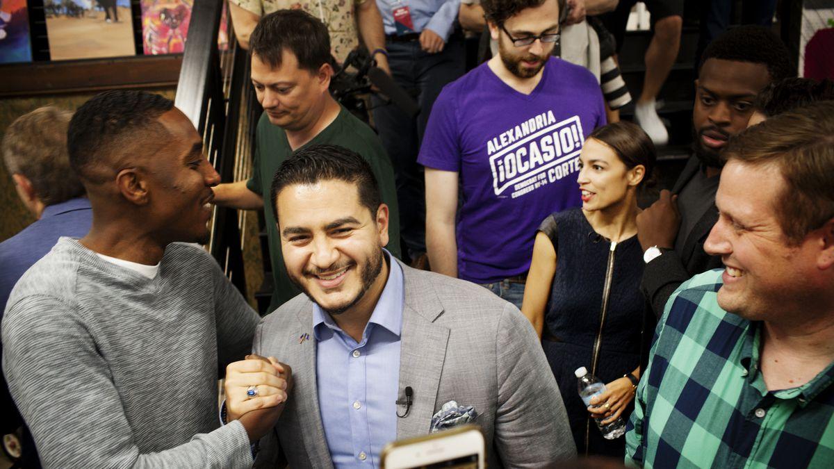 2018 Midterms Progressives Want El Sayeds Campaign For Michigan