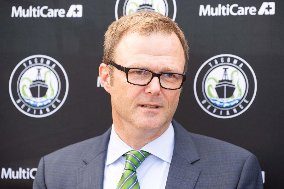 Wade Webber, Tacoma Defiance head coach