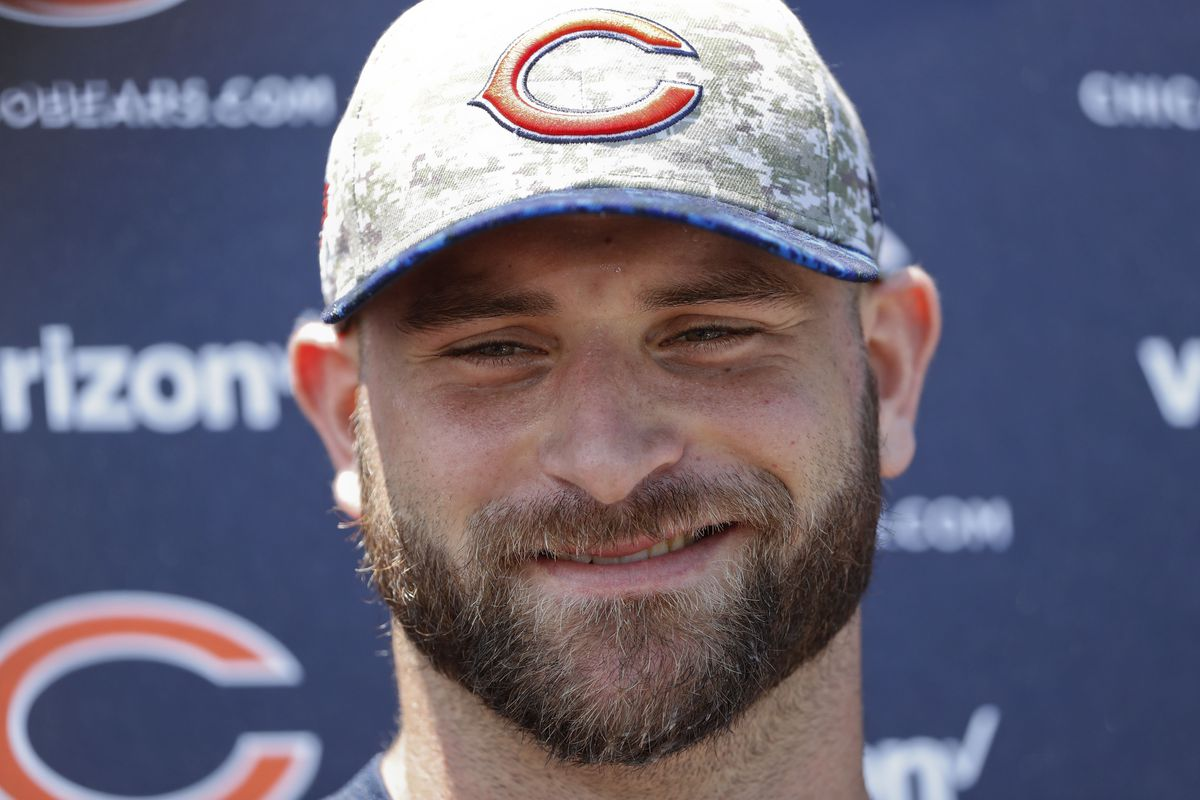 Chicago Bears Training Camp Recap Kyle Long is back and another
