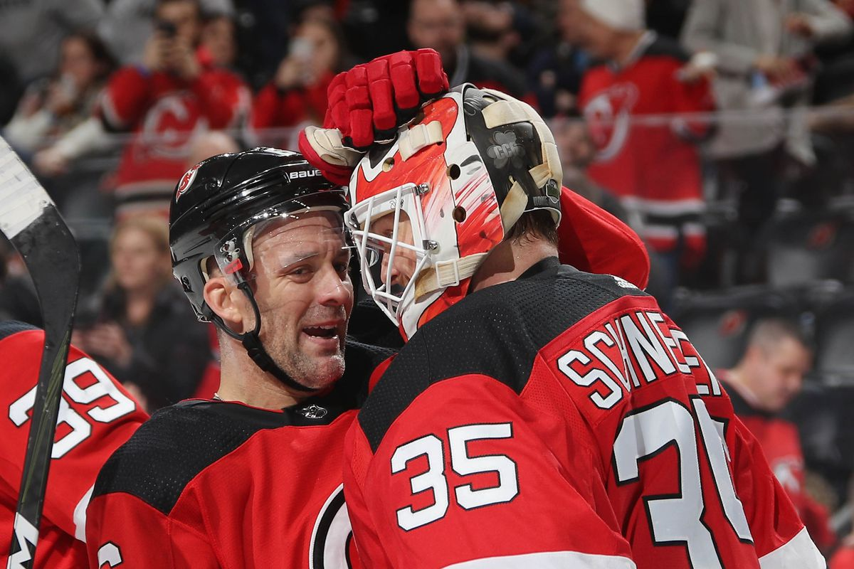 4a75e2bf223 The AAtJ New Jersey Devils Month in Review of February 2019 - All About The  Jersey