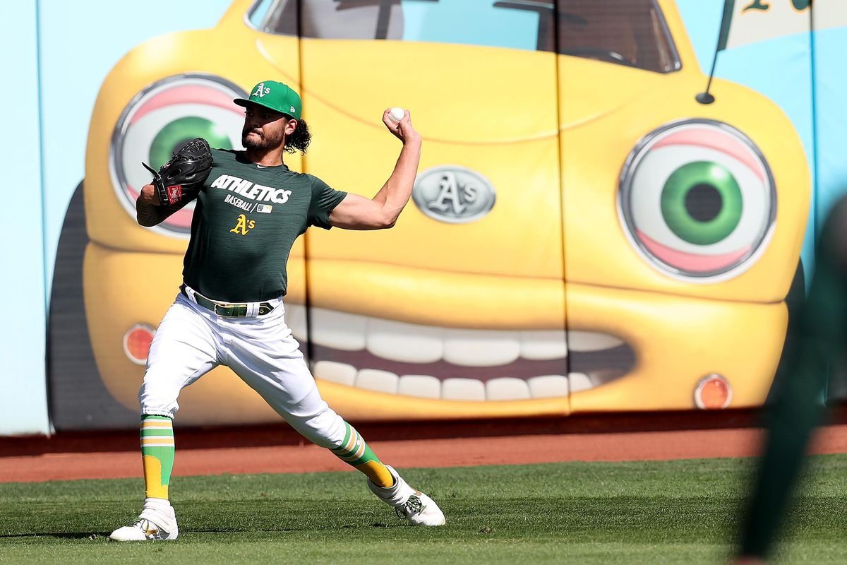 Oakland Athletics Tampa Bay Rays Workout