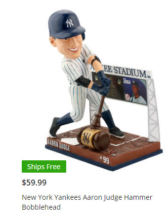 cheap for discount d7e59 89154 The weirdest items in the Yankees' team store - Pinstripe Alley