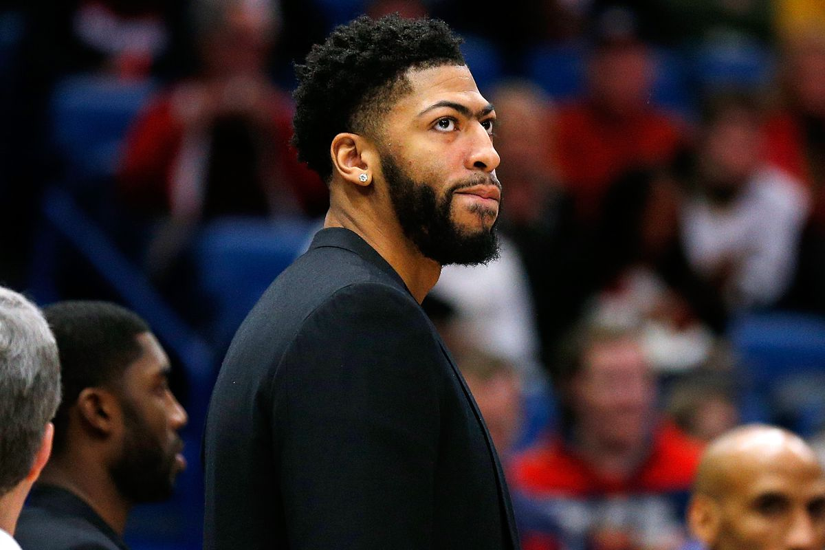 29083af3291 Anthony Davis says he isn t demanding a trade to Lakers or any other ...