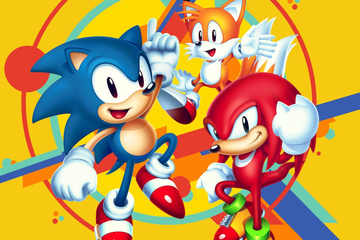 Sonic, Tales, and Knuckles appear