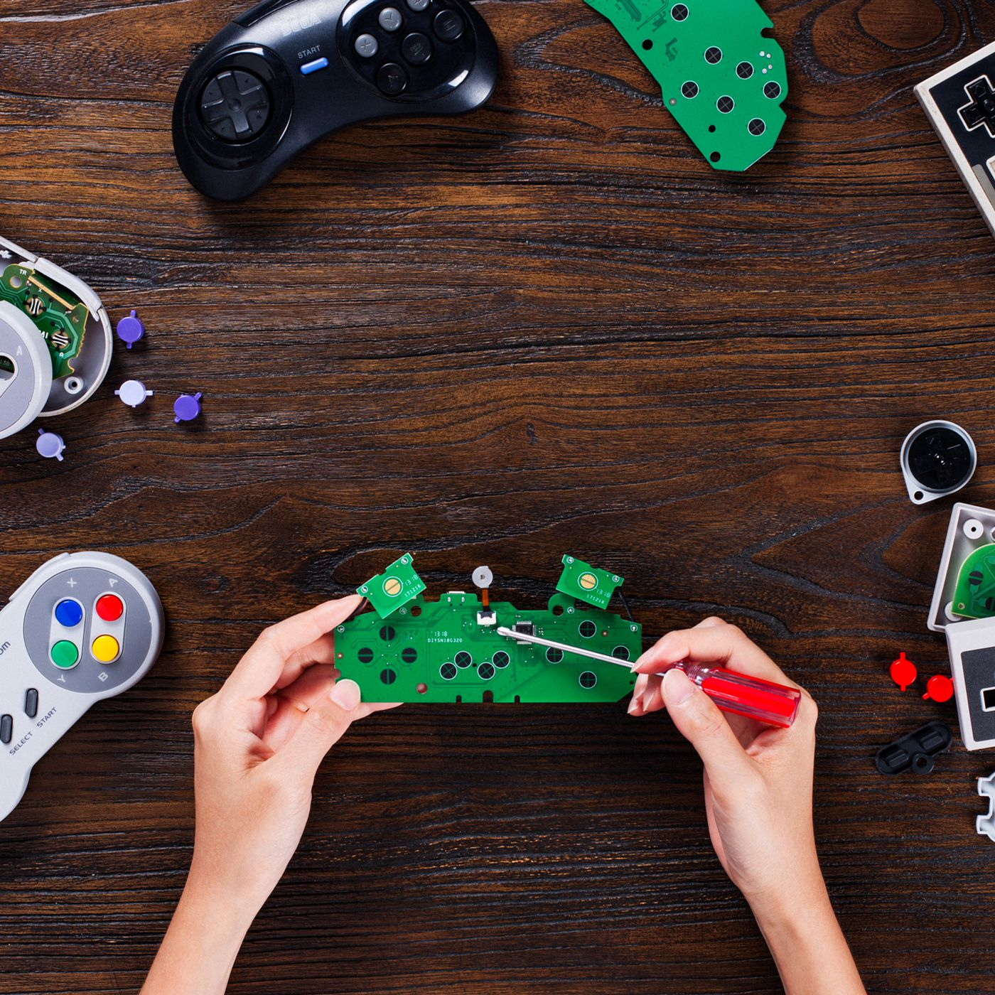 theverge.com - Andrew Webster - These $20 DIY kits make classic controllers wireless