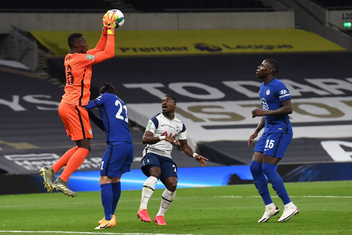 Lampard most pleased with Édouard Mendy debut in goal for Chelsea - We  Ain't Got No History