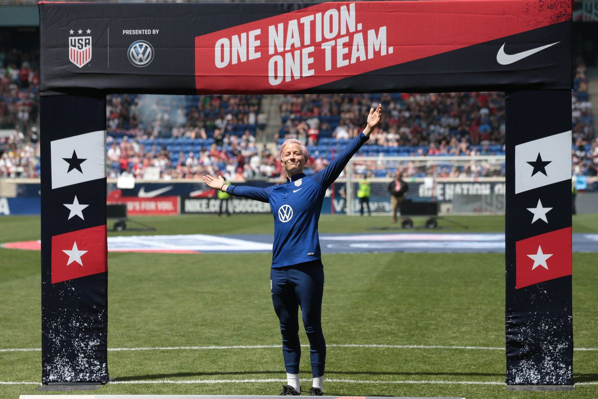 Soccer: Countdown to the Cup Women's Soccer-Mexico at USA