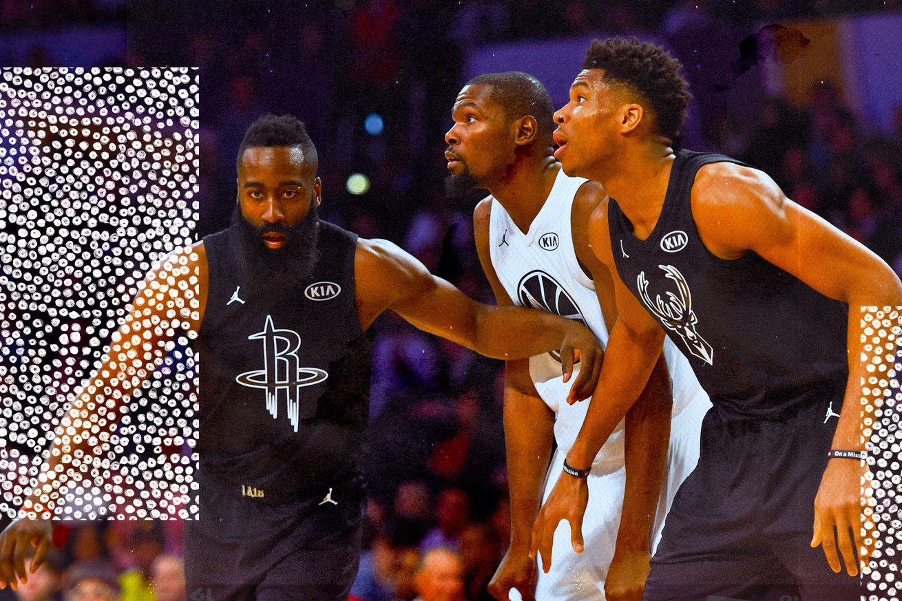 All star.0 - My NBA All-Star starter picks