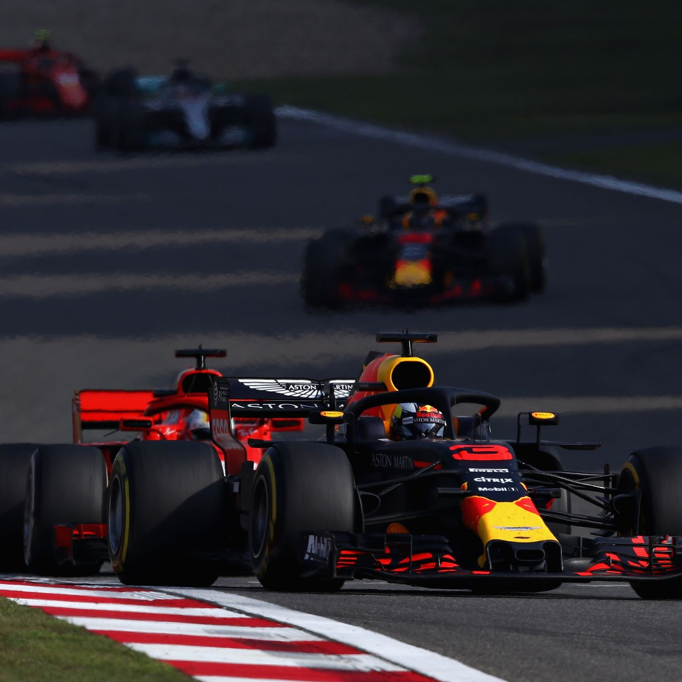 F1 2018 Live Results Chinese Grand Prix Updates And Highlights Sbnation Com