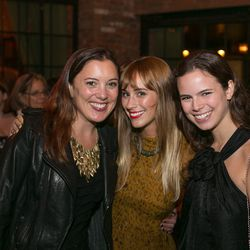 The ladies of Eater! SF's Carolyn Alburger, LA's Kat Odell, and Miami's Chelsea Olson
