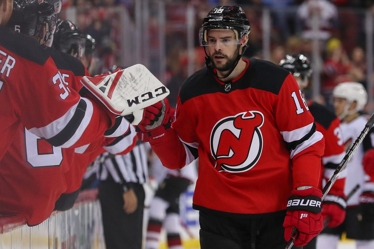 7a7adefd The Unrestricted Free Agents of the New Jersey Devils - All About ...