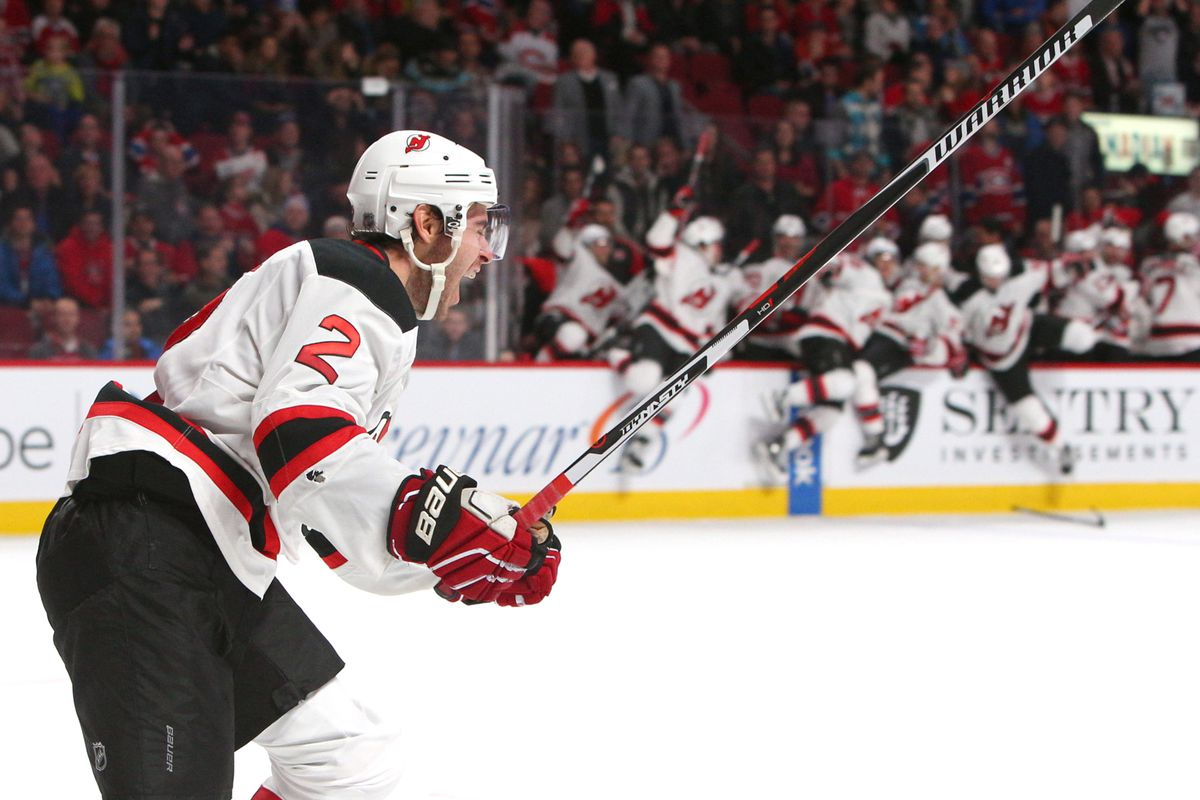 The last time the Devils were in Montreal had a very pleasant ending.