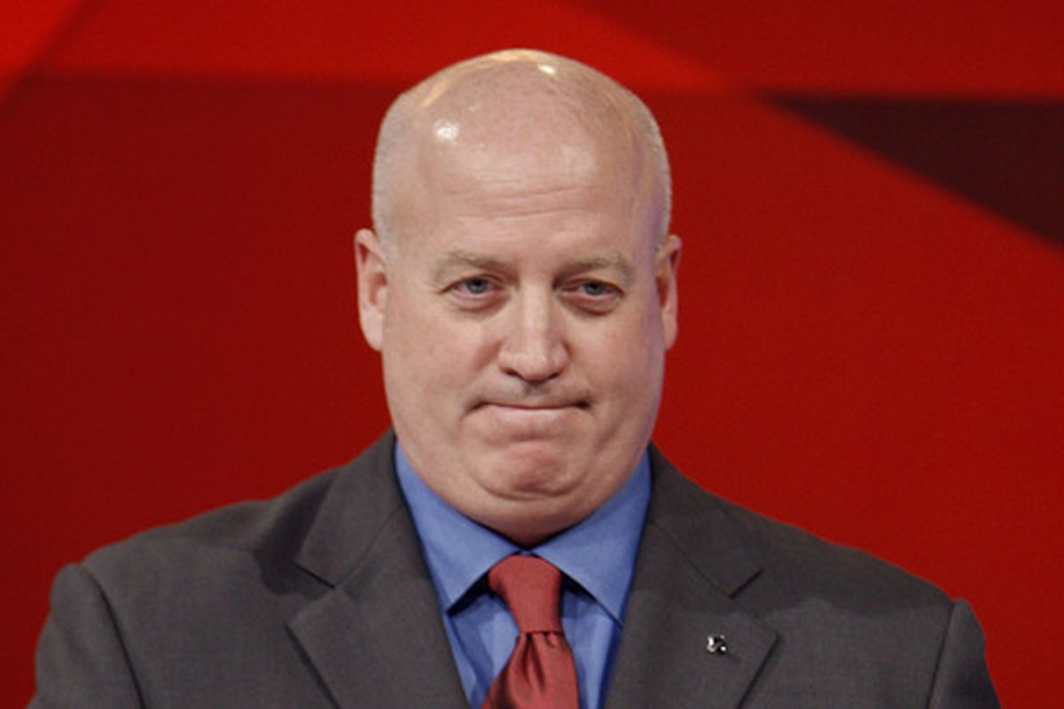 Bill Daly is constipated