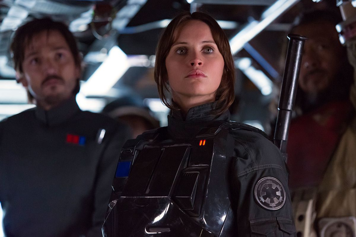Star Wars Films Debut On Netflix In July With Rogue One Polygon Dvd Original Film  Rebels Season 1 Jyn Erso Felicity Jones A Story Flanked By Capt Cassian Andor Diego Luna And Baze Malbus Jiang Wen Lucasfilm Disney