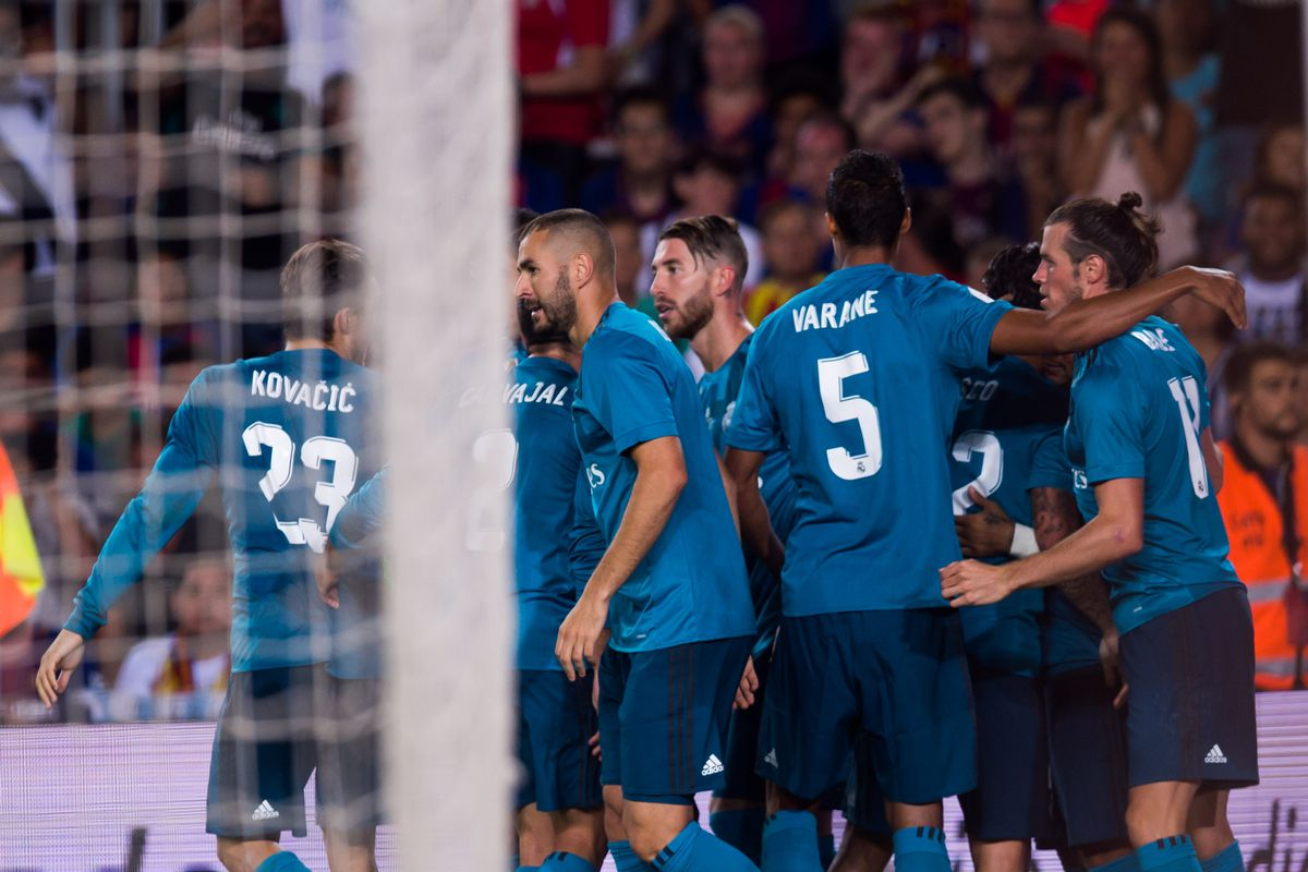 Image result for Barcelona 1 – 3 Real Madrid
