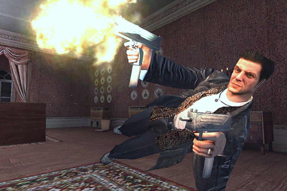 Risultati immagini per Max Payne