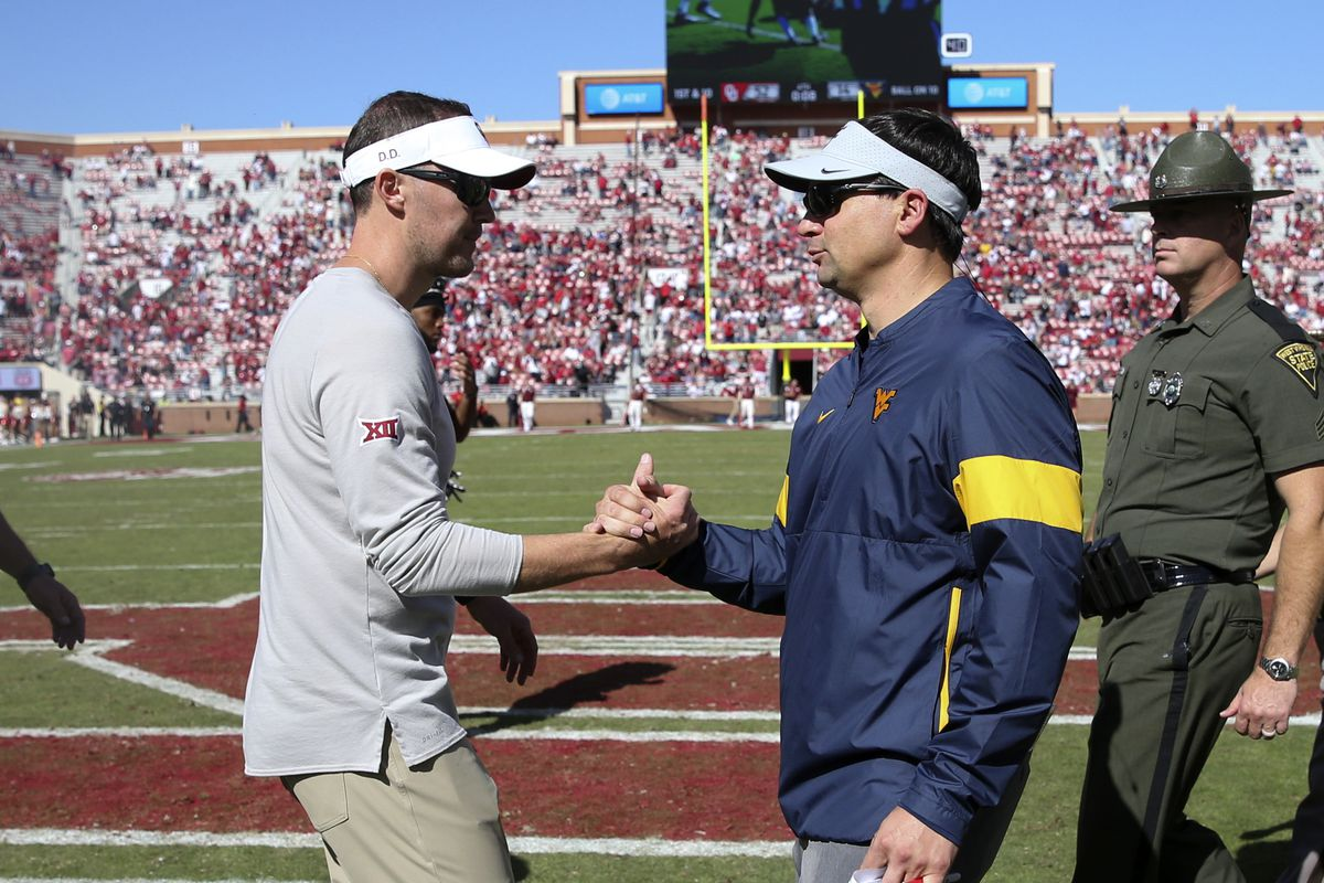 Oklahoma: College football head coach salaries released, two basketball games to Oklahoma City