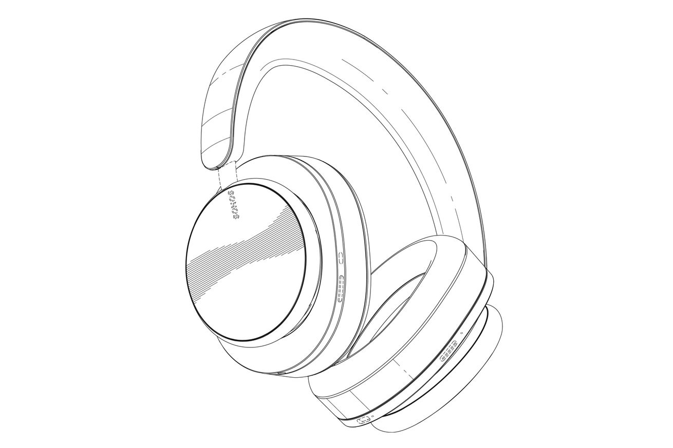 Here's what the upcoming Sonos headphones will probably look like