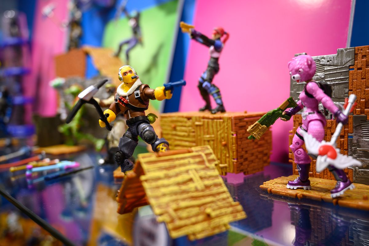 The 2019 Toy Fair Takes Place At Olympia