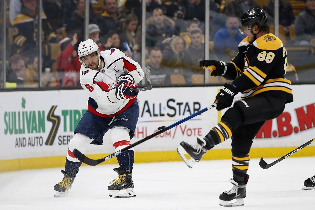 How David Pastrnak Is Taking Ovechkin S Spot Stanley Cup Of Chowder