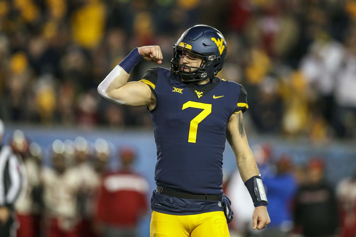 competitive price 14021 2667f Why Will Grier skipping West Virginia's bowl can be win-win ...