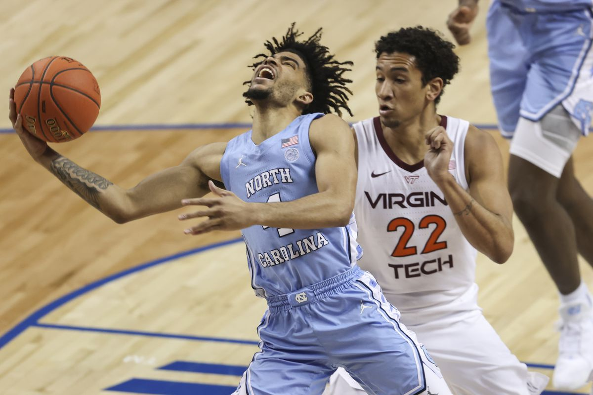 NCAA Basketball: ACC Conference Tournament-Virginia Tech North Carolina