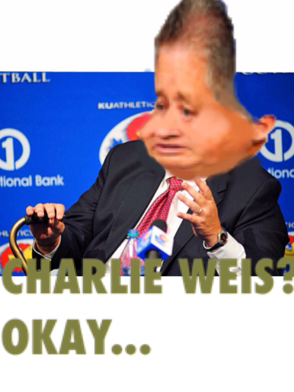 Charlie Weis OC