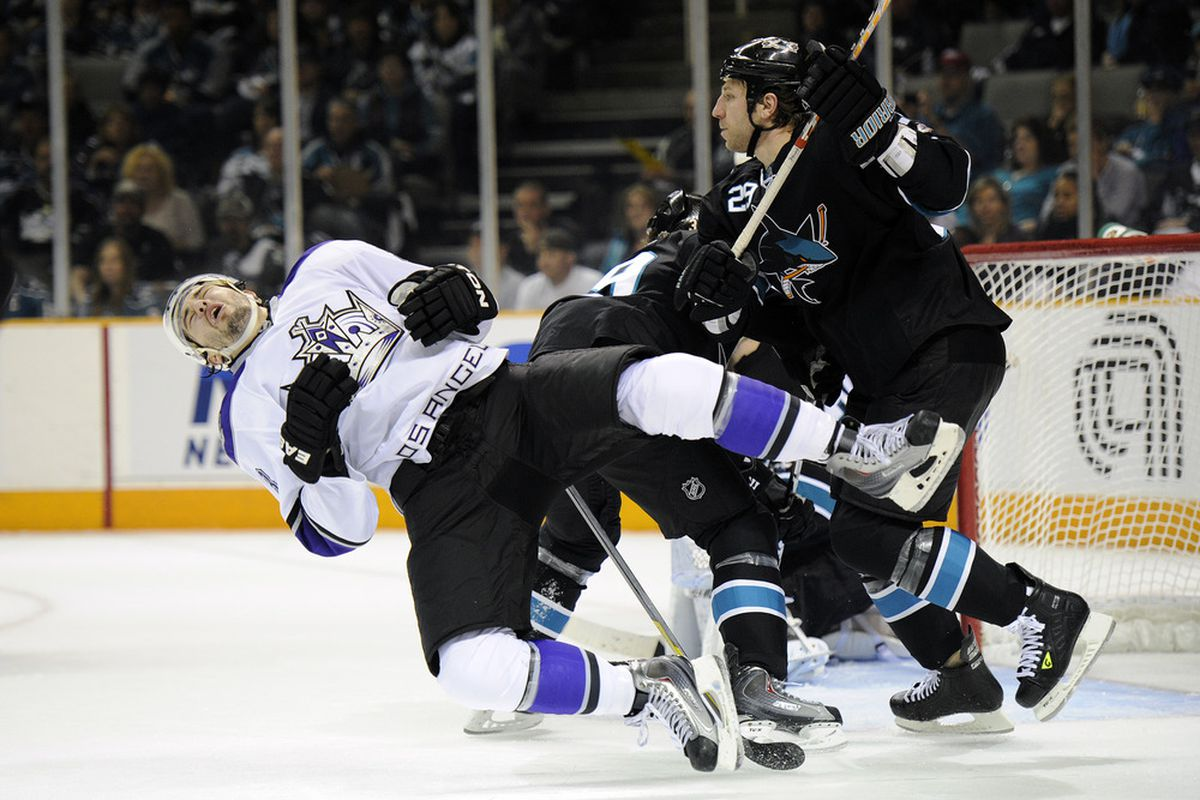 Drew Doughty would be a more highly respected player if not for his undying love of fake heart attacks.