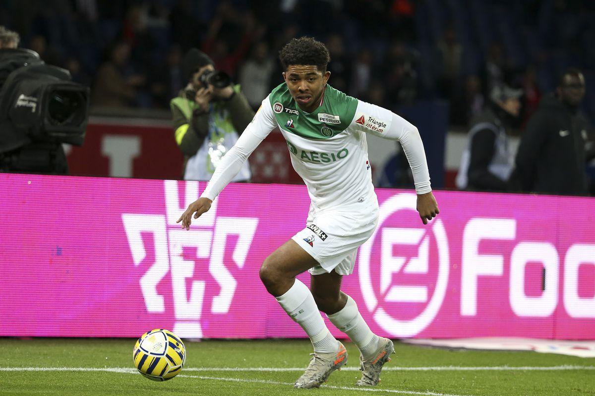 Paris Saint-Germain v AS Saint-Etienne - French League Cup